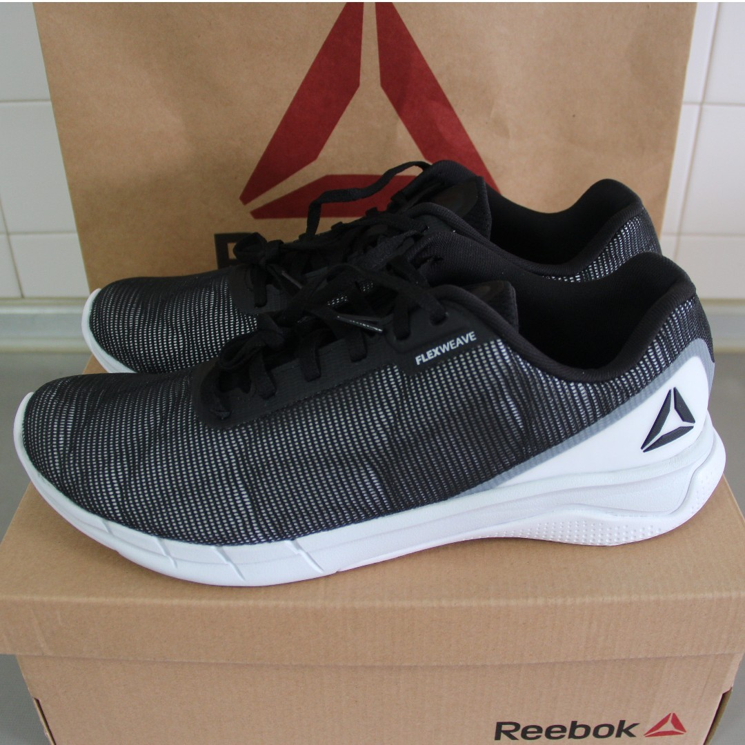 online store 5e569 bee6c Brand New* Reebok FAST FLEXWEAVE Running Shoes, Men's US 11 ...