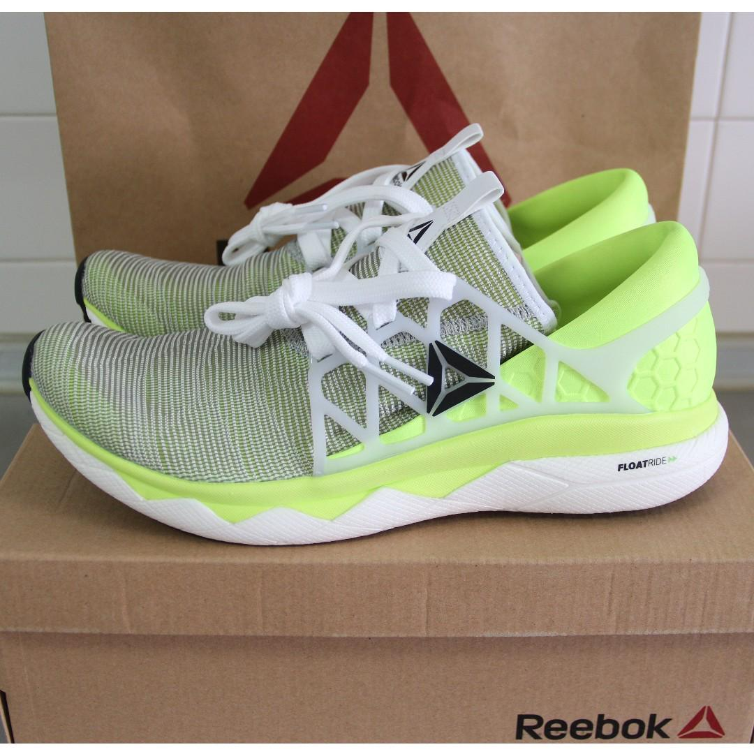 timeless design f67c7 0adb7 Brand New* Reebok FLOATRIDE RUN FLEXWEAVE Running Shoes ...