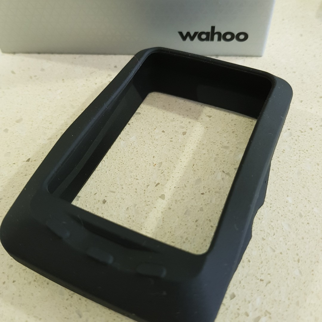 Brand New Wahoo Elemnt Silicon Case