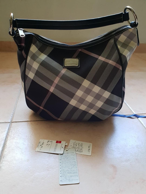 Burberry Blue Label Bag 100% Authentic 90114394c4b94