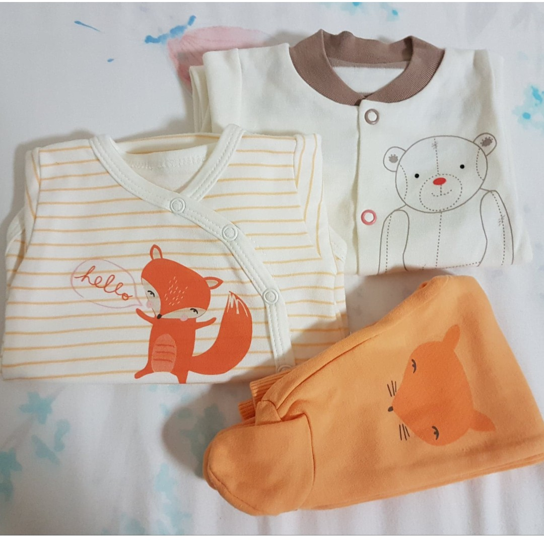 bd8fcfd5fb18 Cute Newborn Outfits - Like New