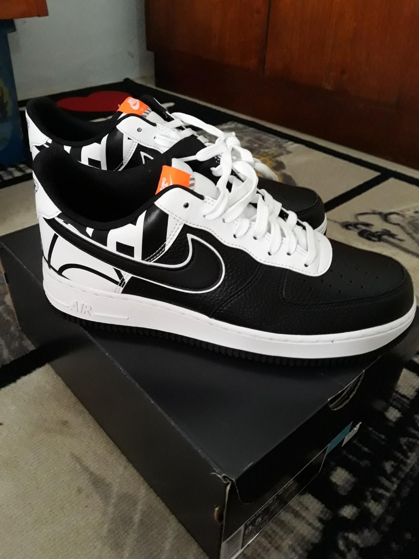 Dijual Rugi sepatu Nike Air Force 1 size 43 Baru Limited Edition ... 8d444337c7