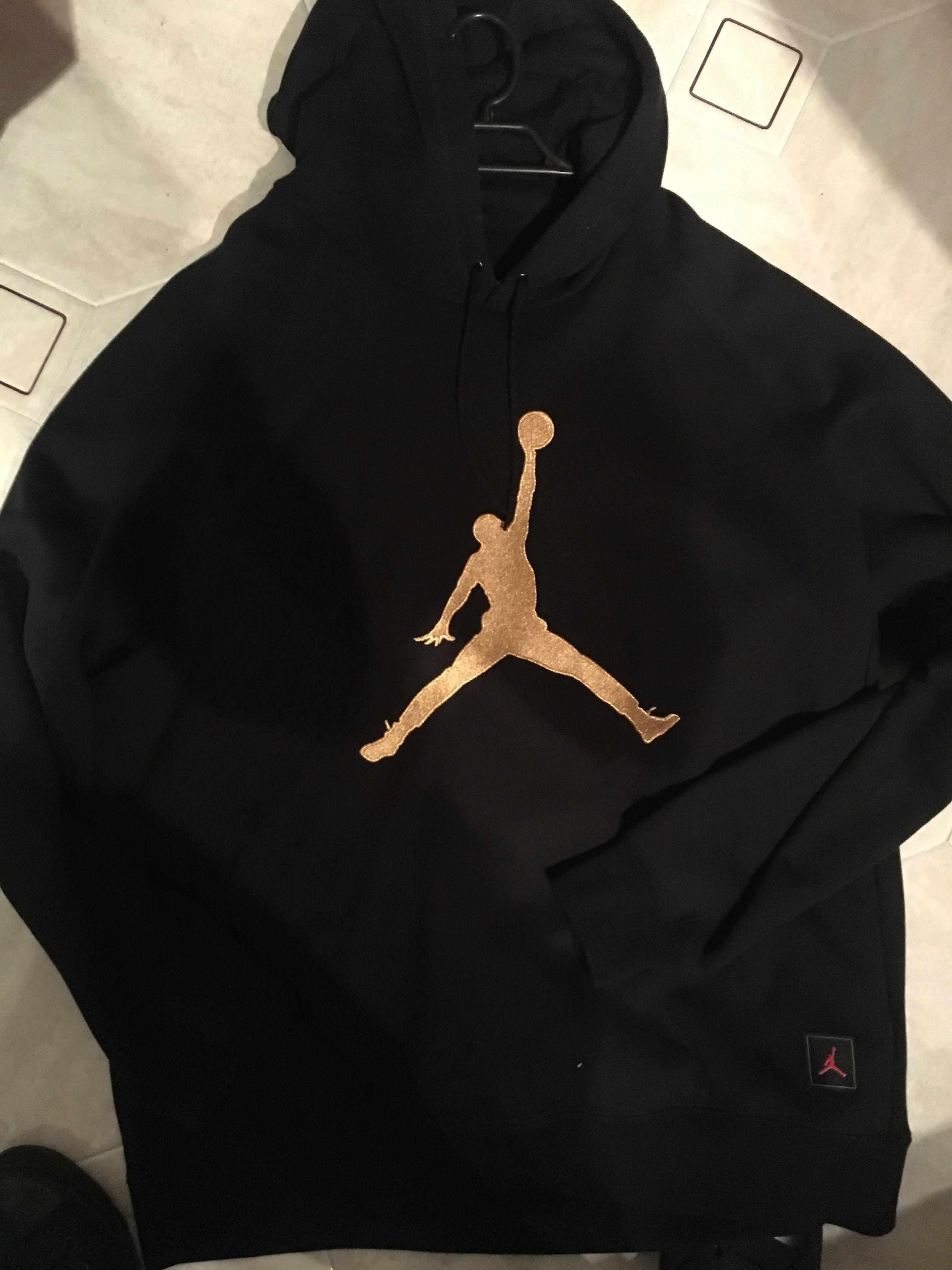9a2930034b1c0f Drake OVO x Air Jordan hoodie