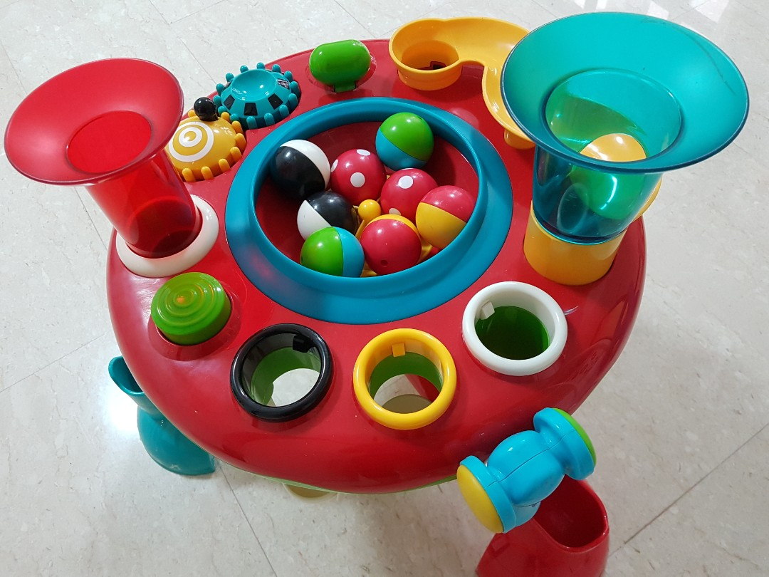 d52e1bf9a ELC Early Learning Centre Little senses light and sound activity ...