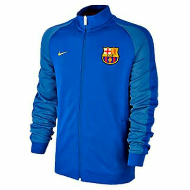 cf498970a5e Fc Barcelona N98 Track Training Jacket
