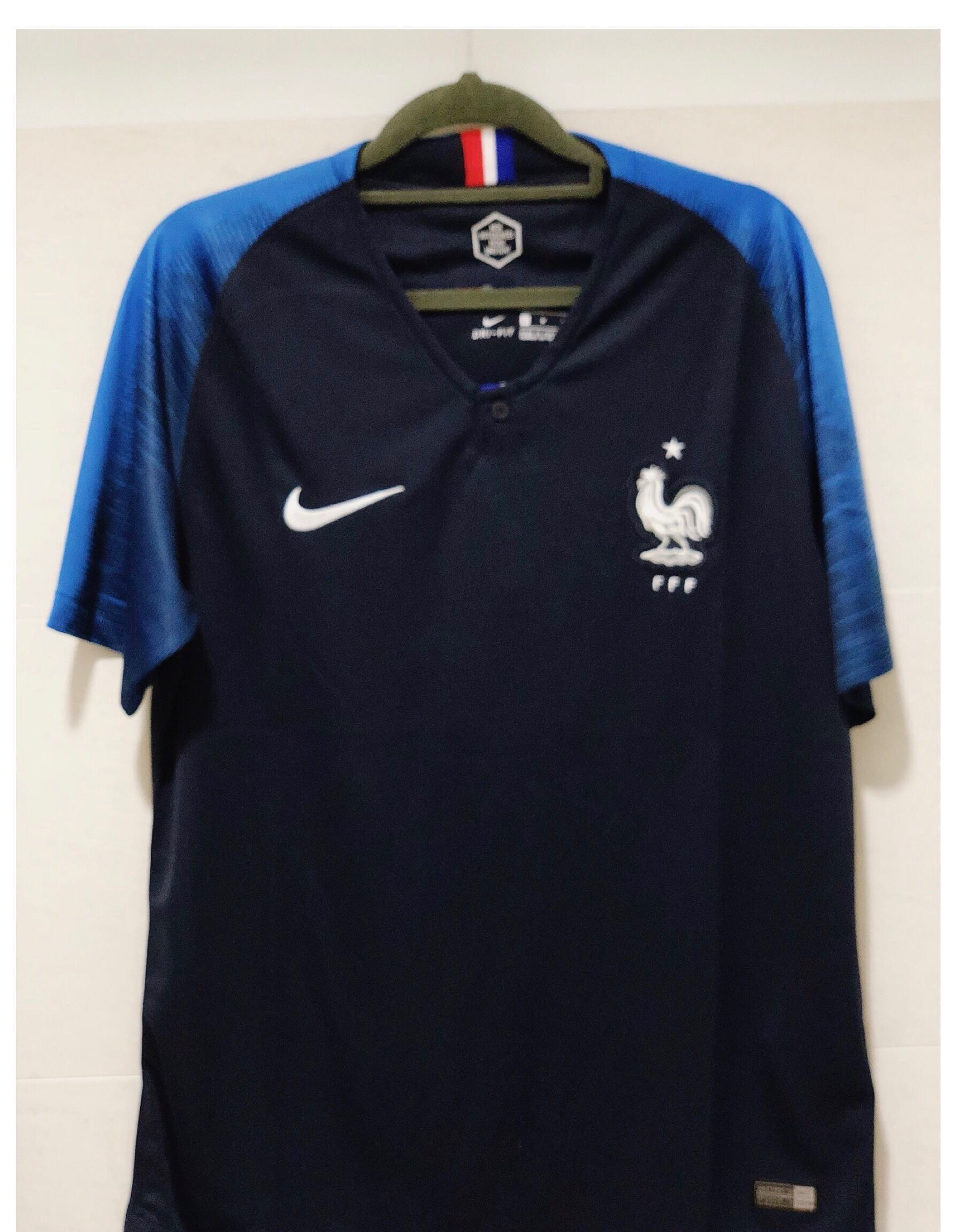 quality design c89ab f7b46 France Home 2018 World Cup