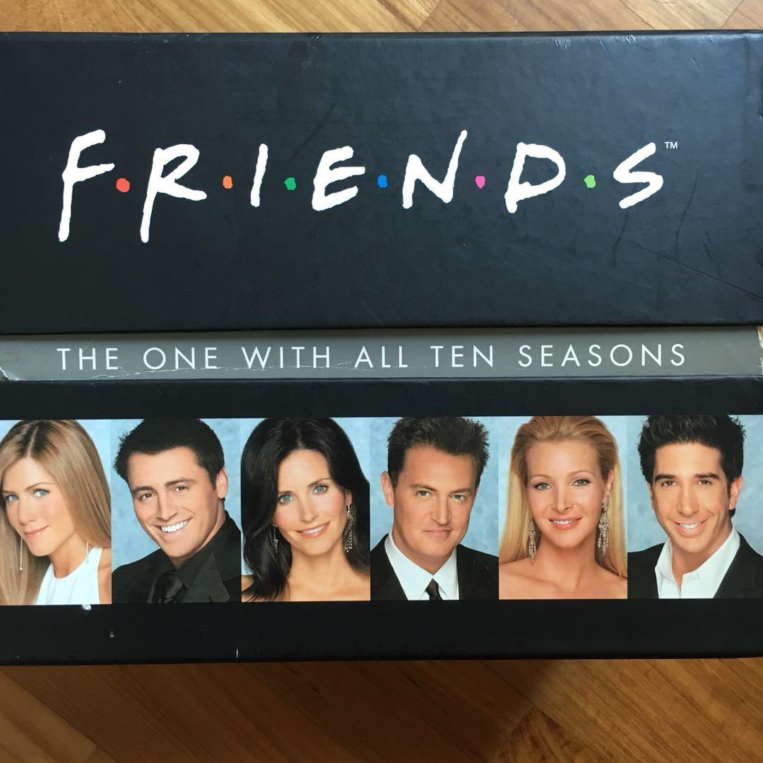 Friends series dvd - all episodes