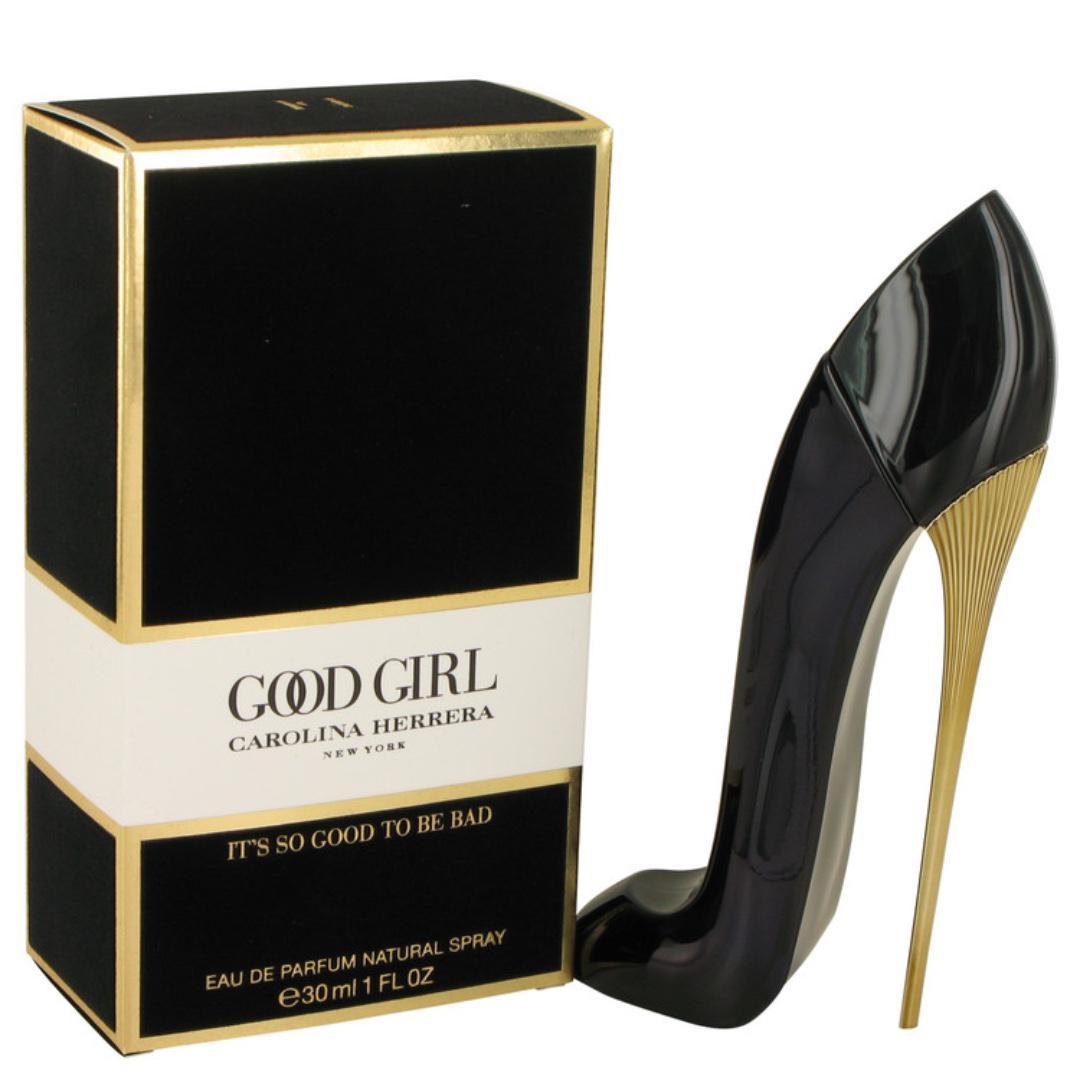 Good Girl Perfume By CAROLINA HERRERA FOR WOMEN 1 oz Eau De Parfum Spray