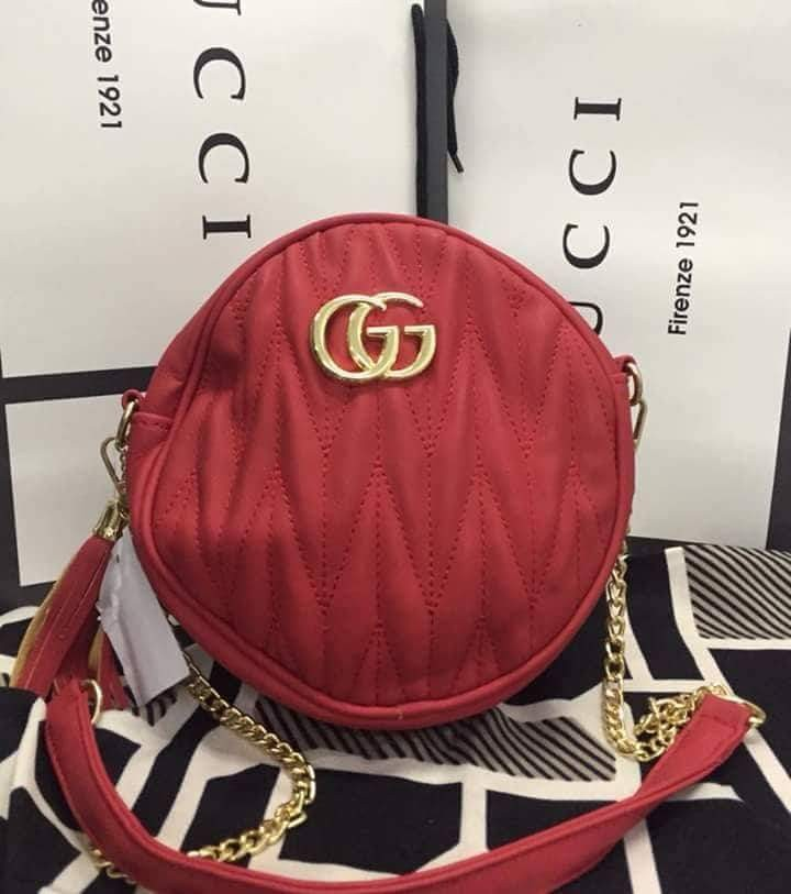 5e263f65d GUCCI ROUND BAG, Women's Fashion, Bags & Wallets on Carousell