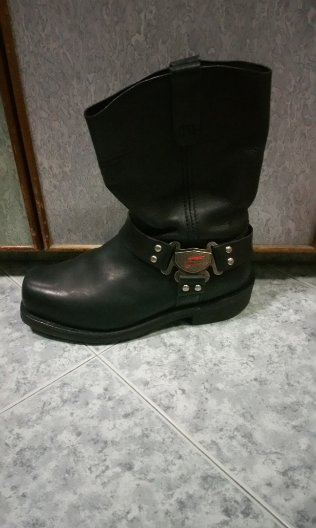 92e4c748f535 Harley Davidson leather boot