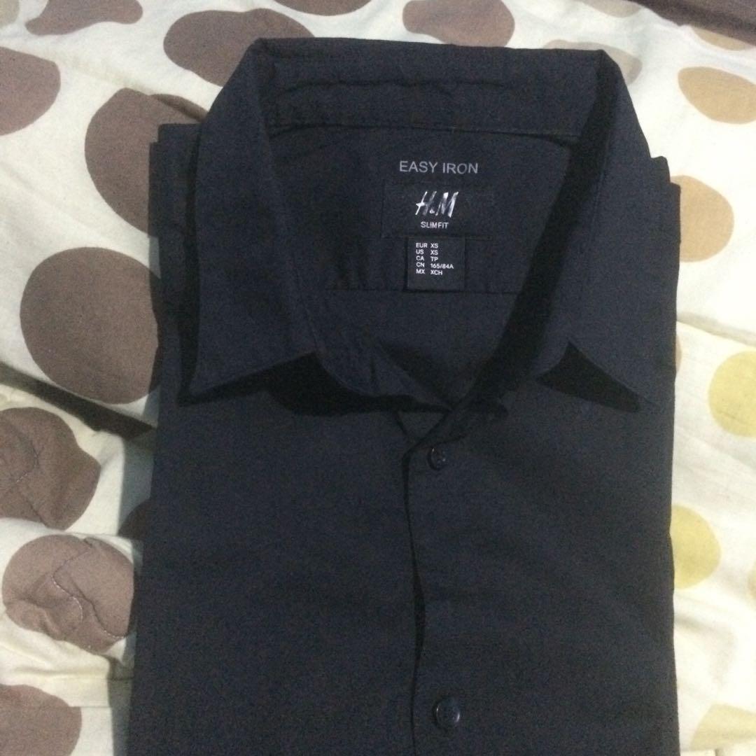 H&M Shirt Black size XS