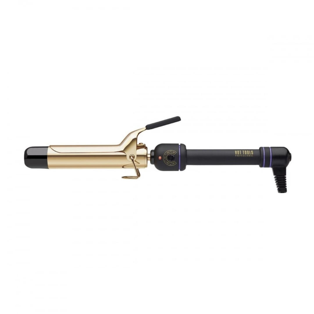 """Hot Tools Helen of Troy 24k Gold 1"""" Curling Iron (Brand New)"""