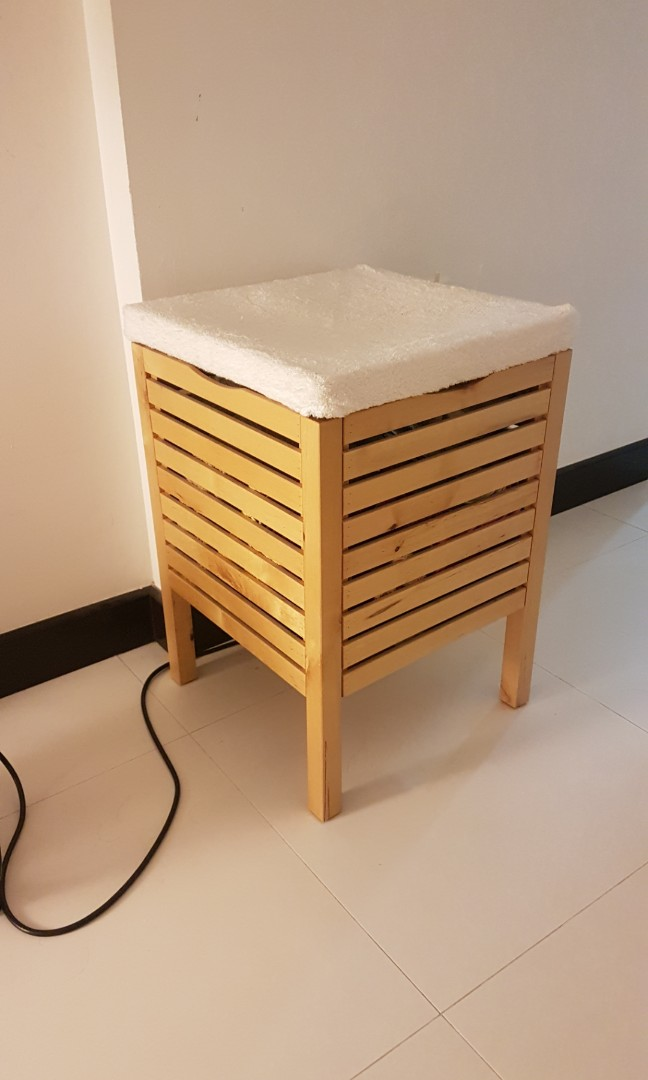 Ikea Bathroom Stool Storage Furniture