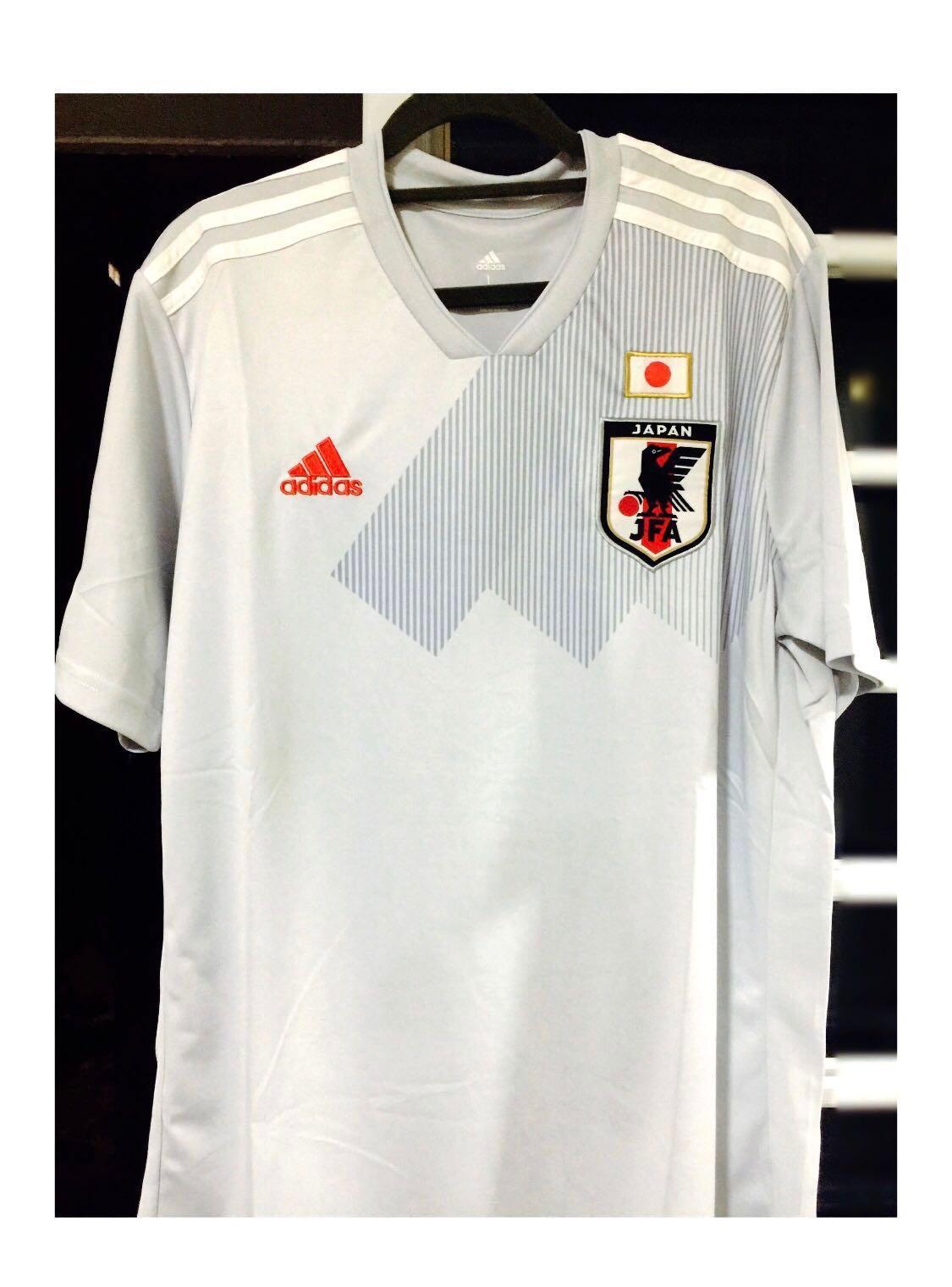 fad5b5ea00b Japan Away 2018 World Cup Sports Sports Apparel On Carousell