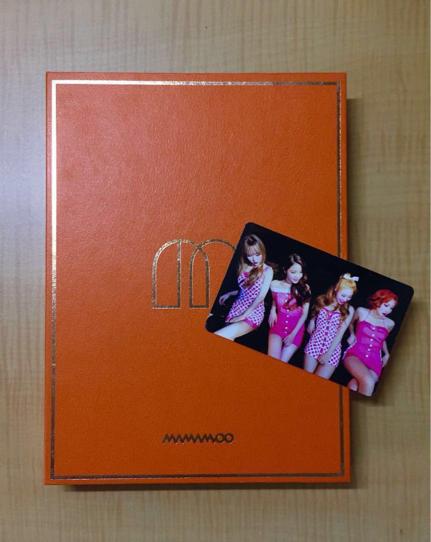 Mamamoo Melting Album + Group PC, Entertainment, K-Wave on