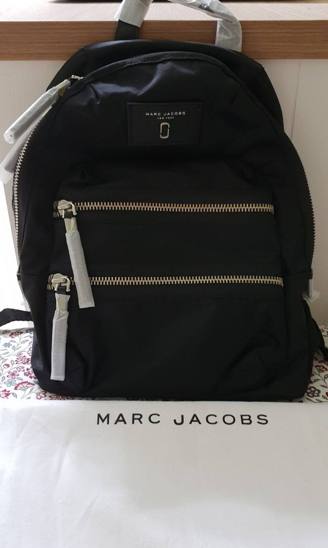 b894444e5c Marc Jacobs Nylon Biker Backpack