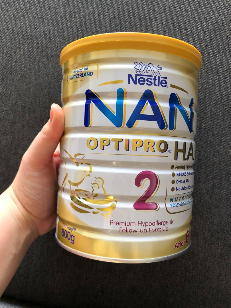 Nan Optipro Stage 2   Nan HA 2