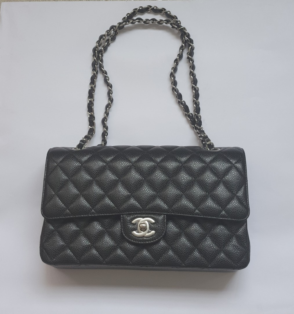 8473b0e04804c3 New Chanel Medium Flap Classic Handbag, Luxury, Bags & Wallets ...