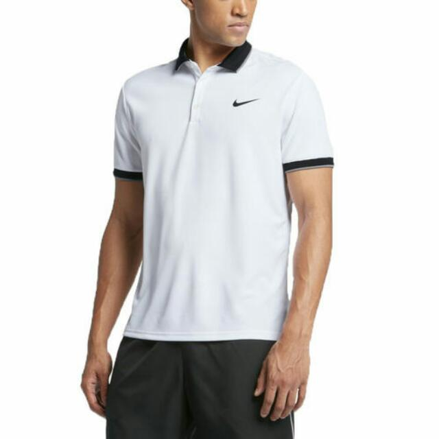 26924276 Nike Court Dri Fit Men Tennis Polo, Sports, Sports Apparel on Carousell