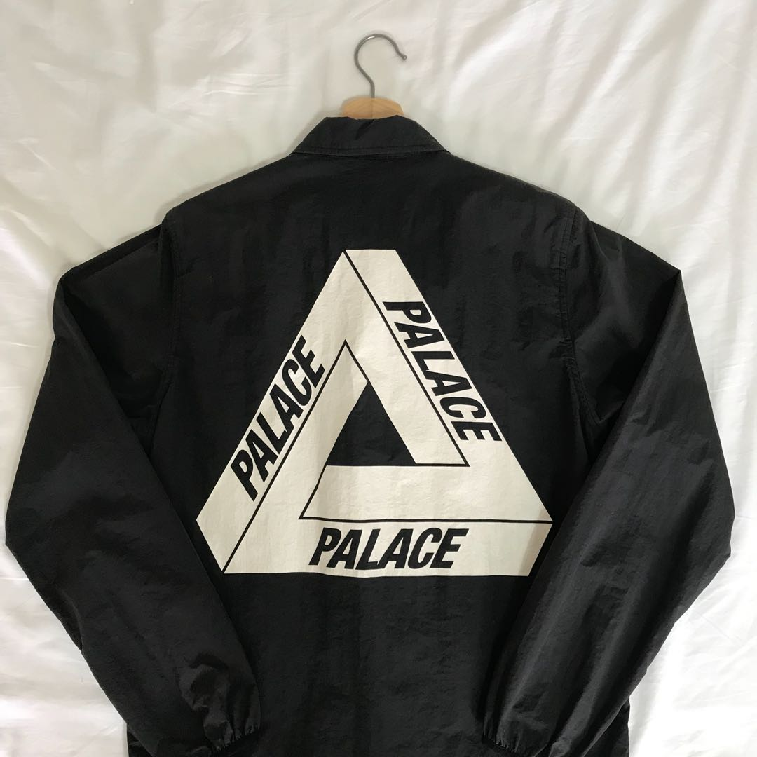 d7a200f86 Palace tech coach jacket