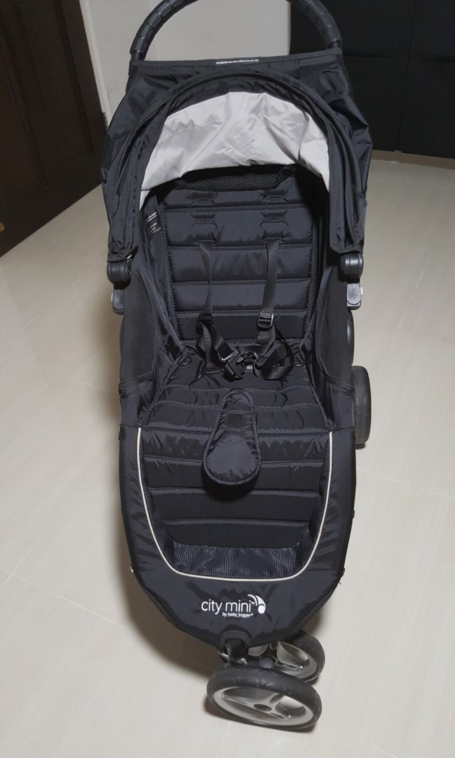 Pre Owned Baby Jogger City Mini Single Stroller For Sale