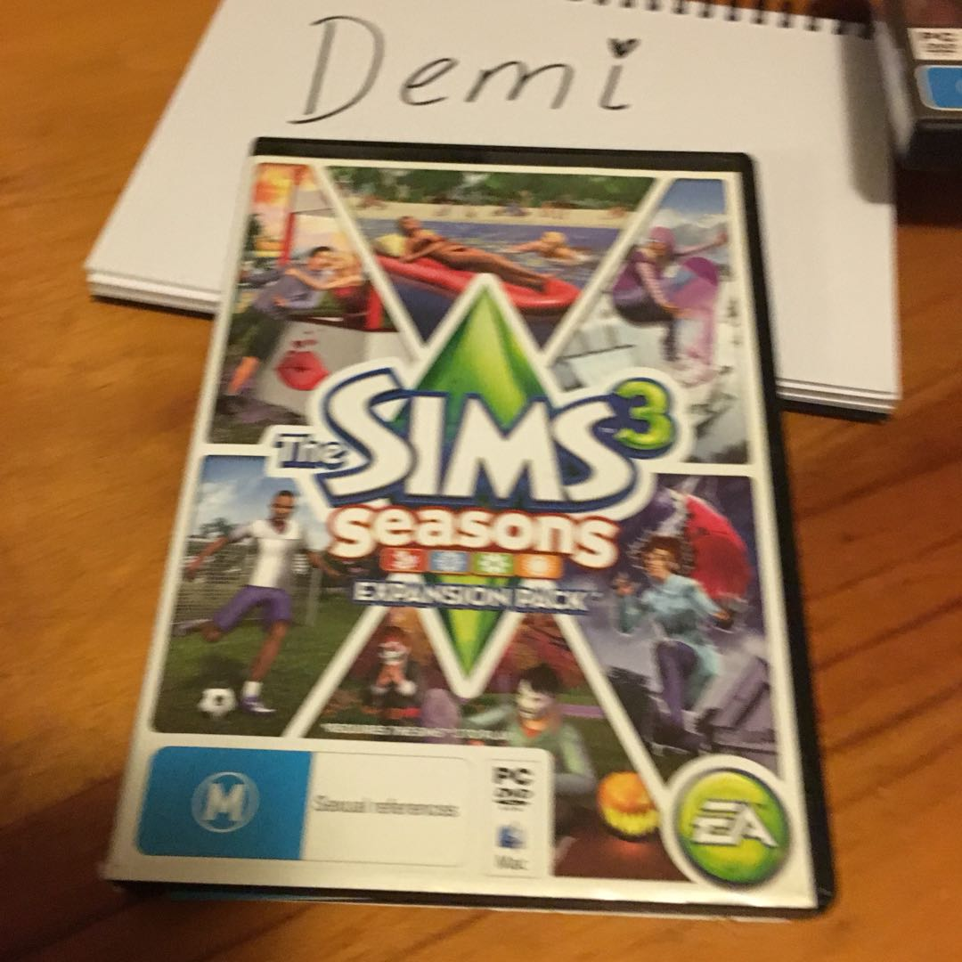 Sims 3 Seasons expansion pack