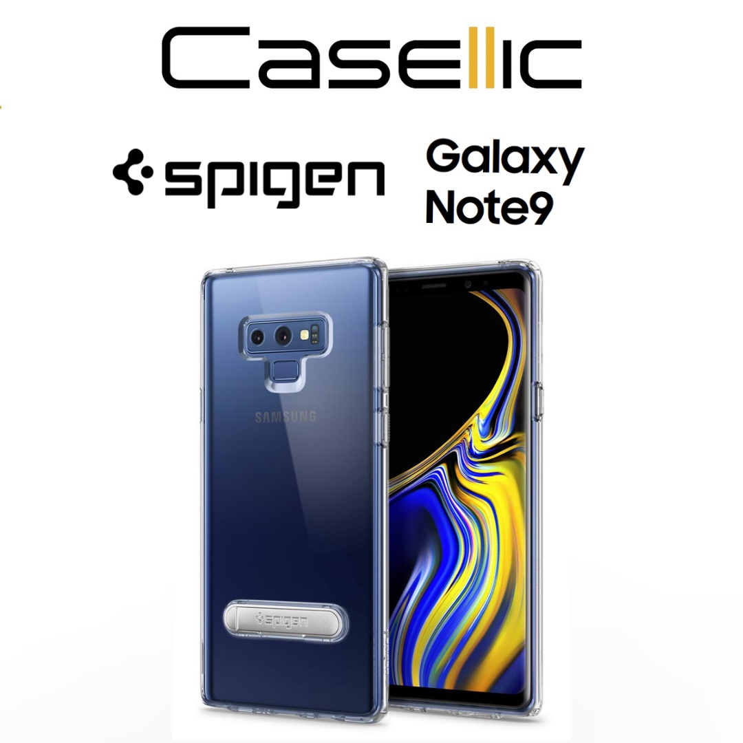 Spigen Ultra Hybrid S Case For Samsung Galaxy Note 9 Mobile Phones Clear Original Casing Tablets Tablet Accessories Cases Sleeves On Carousell