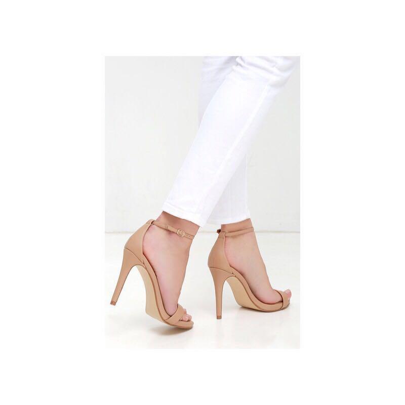 4b65554d480 Steve Madden Stacy magenta pink heels open toe peep toe