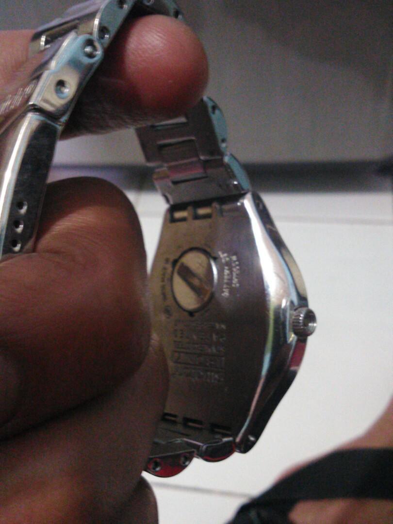 Swatch original irony big