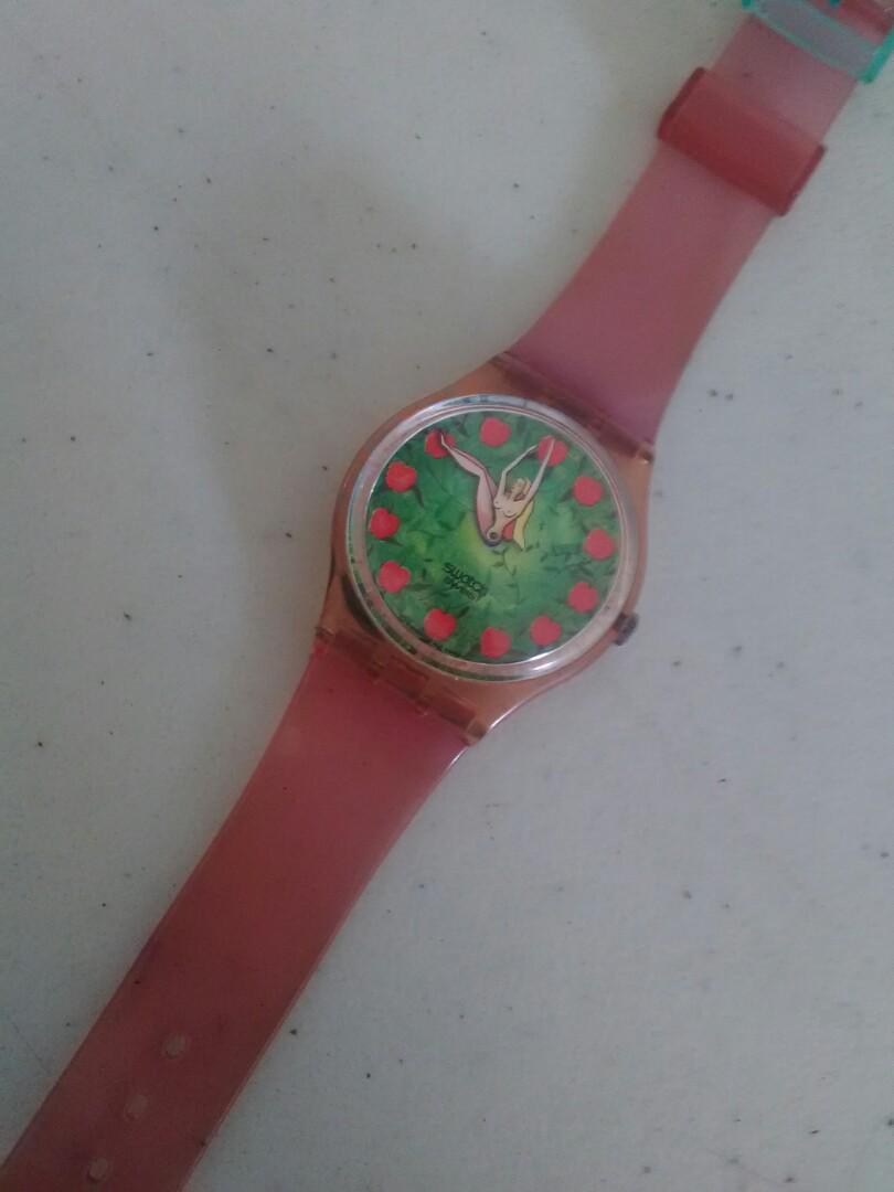 Swatch original langka limited edition