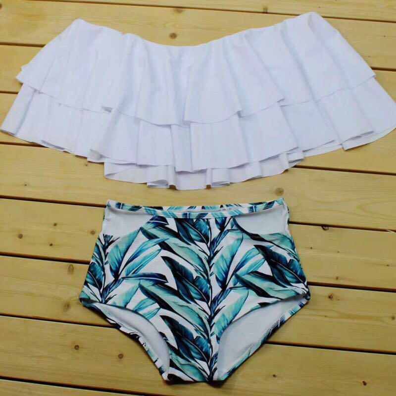 Swimming suit two pieces