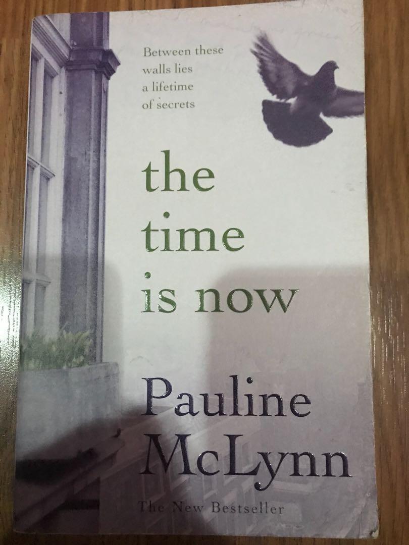 The Time is Now (Paulin McLynn)