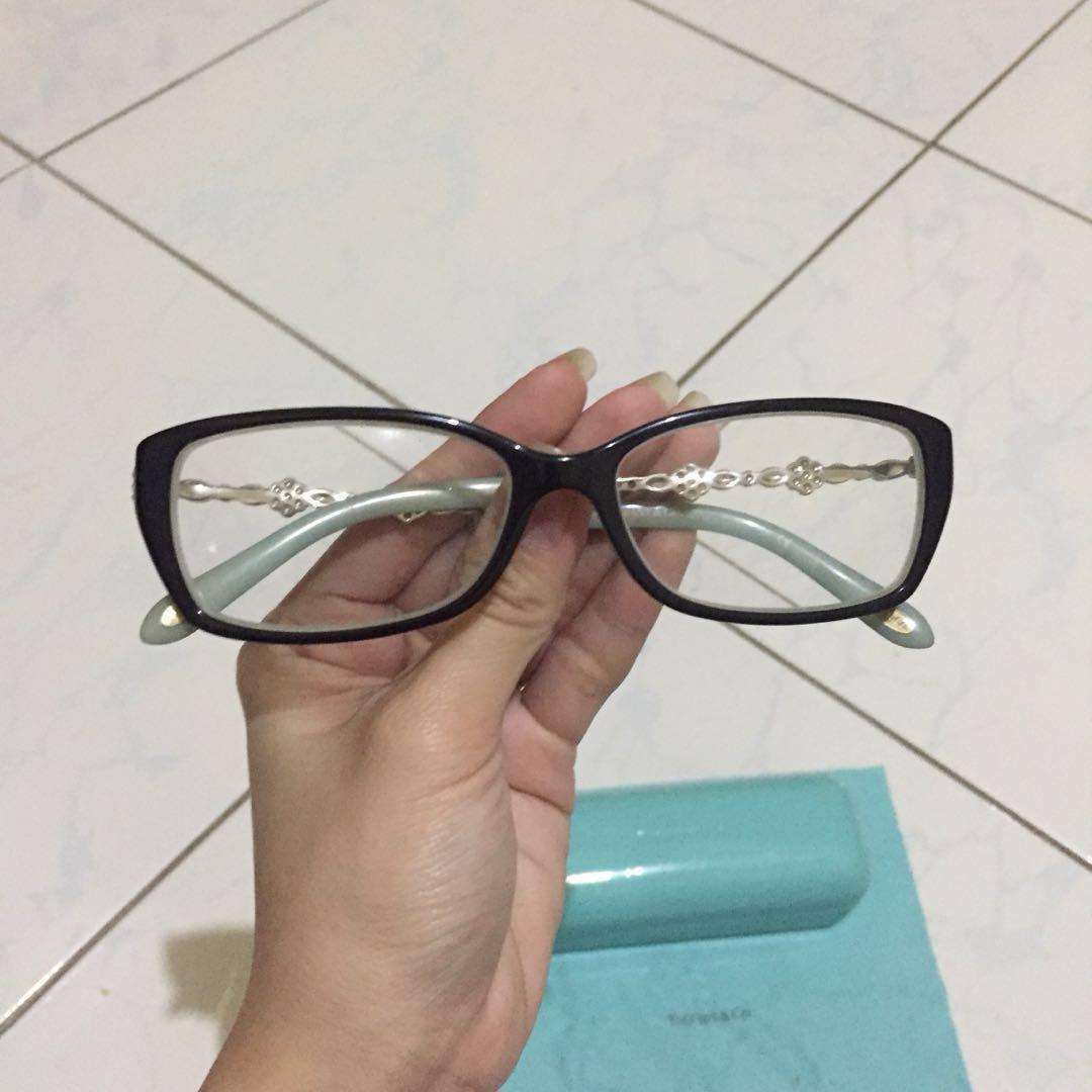 47246a65026e Tiffany   Co. w  Swarovski crystals eyeglasses