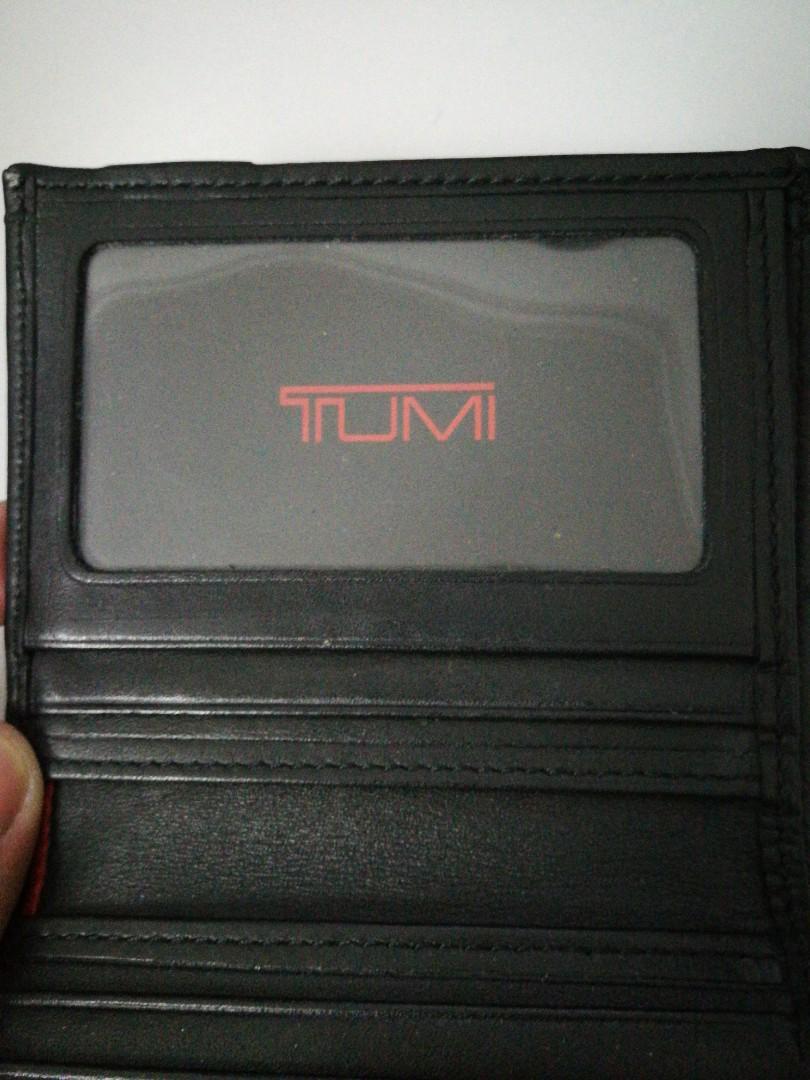 TUMI Bi-fold wallet