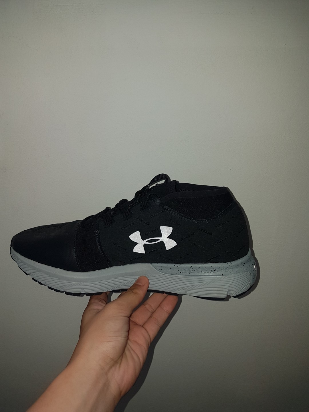 UNDER ARMOUR CHARGED REACTOR RUN, Men's