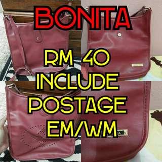 BONITA RM40 INC POSTAGE