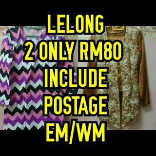 NEW PRICE 2 ONLY RM50 INC POSTAGE