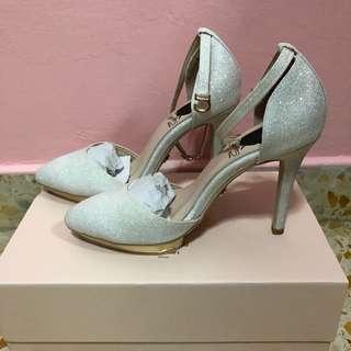 GraceGift Disney Princess Collection (white glitter)