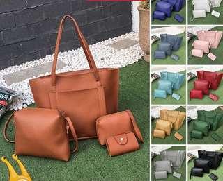 Bag 4 in 1