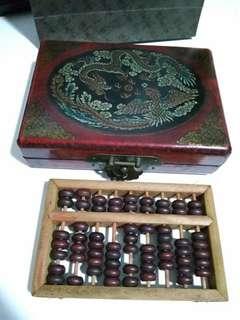 Miniature Abacus