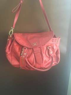 REPRICED Authentic two way Salad shoulder bag