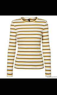 Vero moda ribbed top