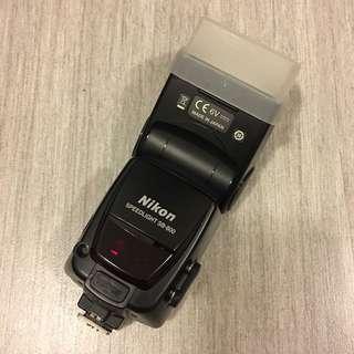 Nikon SB 800 SB800 flash