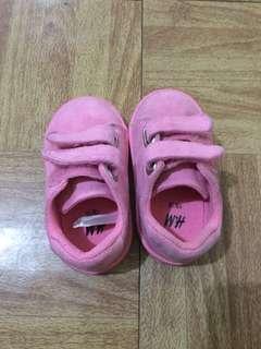 H&M Suede Shoes