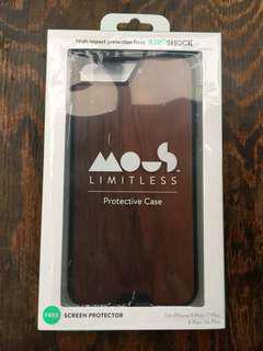 Mous limitless 2.0 walnut case