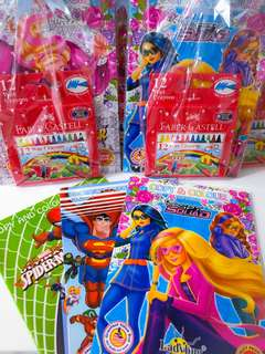 Children's day goodie bags