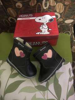 Snoopy Boots with led