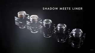 半價全新 Bobbi Brown Eye Long Wear Gel Sparkle Shadow + Eyeliner
