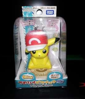 Pikachu On the hand mini Talking Original