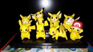 Tomy Pikachu Figure